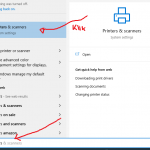 Cara seting default printer di windows 10 terbaru